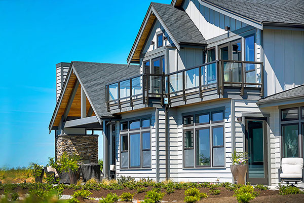Semiahmoo Shore Waterfront Homes - The Driftwood Model