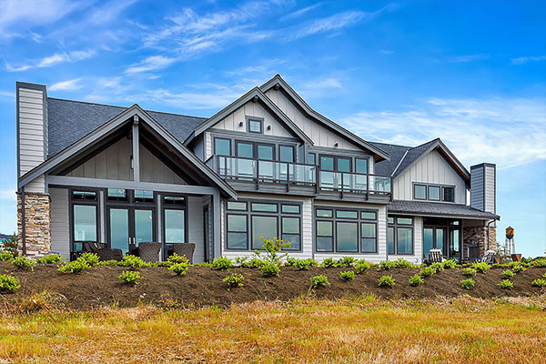 Semiahmoo Shore Waterfront Homes - The Northwest Model